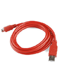 [TSC11031] 미니usb 고급형 SparkFun USB Mini-B Cable - 6 Feet